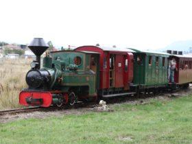 Sheffield Steam Train