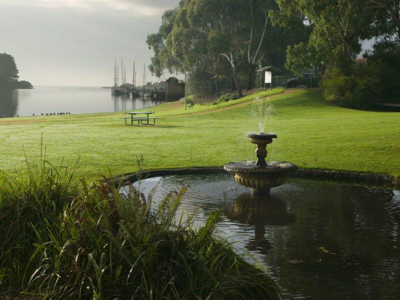 Richard Gutteridge Gardens Wynyard