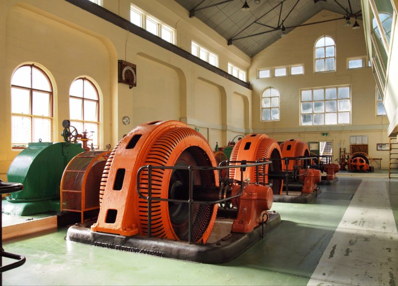 Hydropower turbines