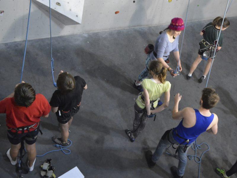 Fun climbing for everyone