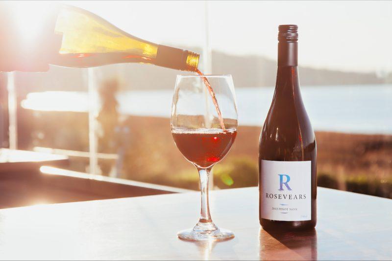 Rosevears wine