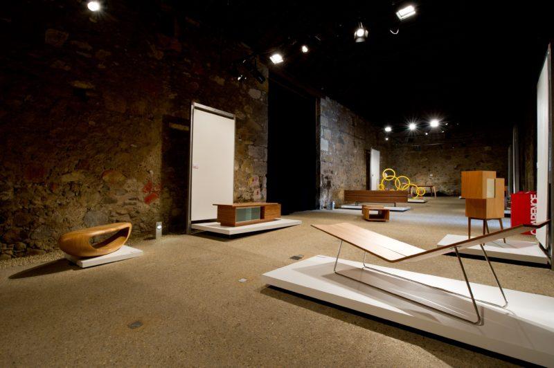 Penumbra Exhibition inside Rosny Barn