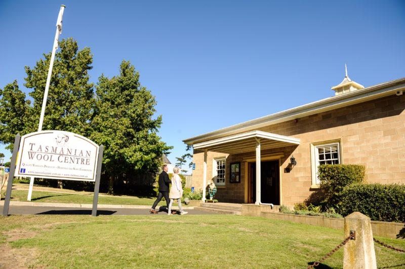 Tasmanian Wool Centre