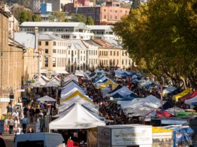 Over 300 stalls to browse every Saturday