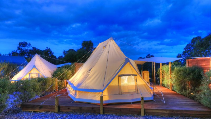2 person bell tent