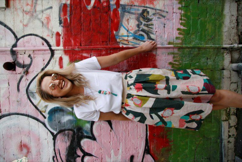 Pitaya Skirt