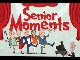 Senior Moments theatre show in Wyong