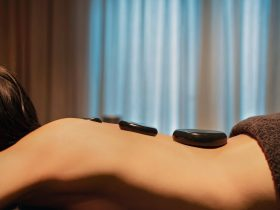 Hot Stone Massage at Silo Day Spa