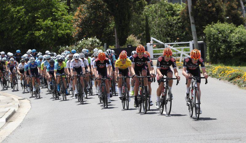 Spirit of Tasmania Cycling Tour Men's Stage 1 2018