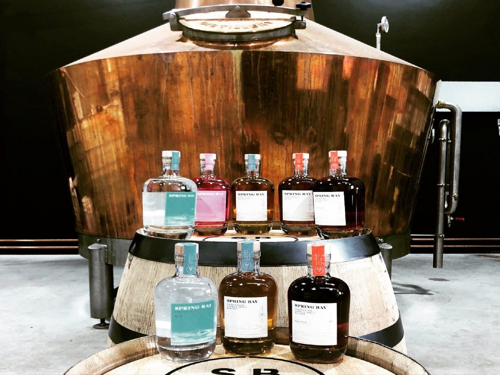 Spring Bay Distillery
