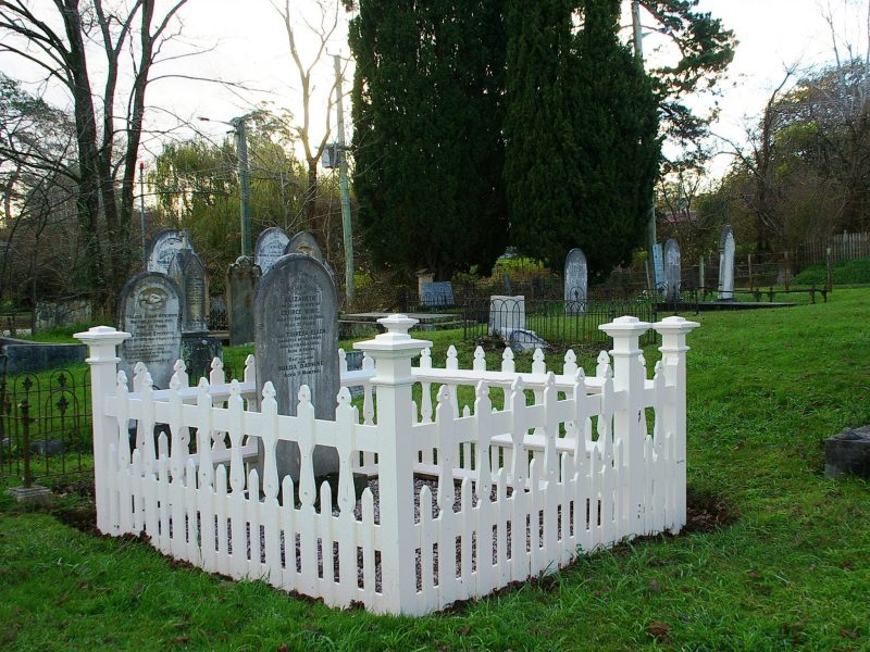 Wing Grave