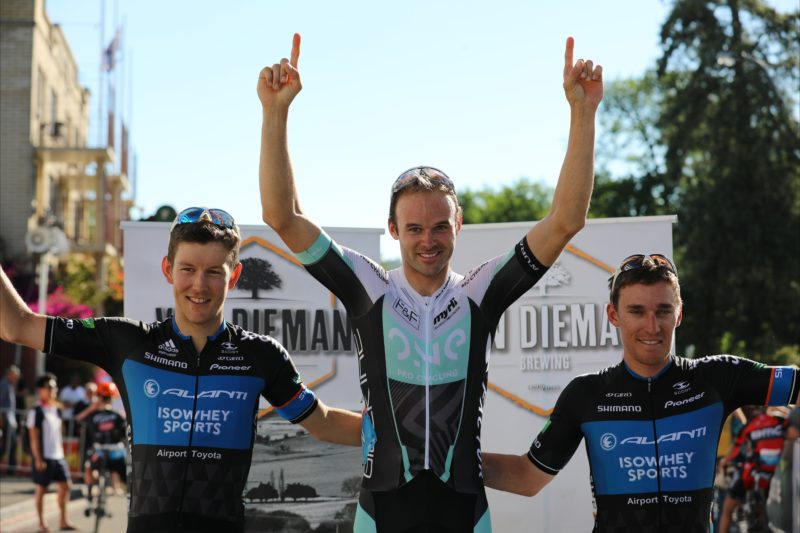 Elite Mens Podium