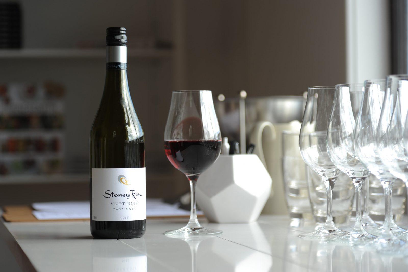 Tasmanian Pinot Noir