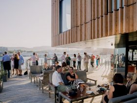 The Story Bar on Hobart's Waterfront