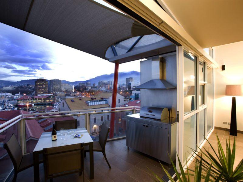 Sullivans Cove Apartments Hobart Accommodation