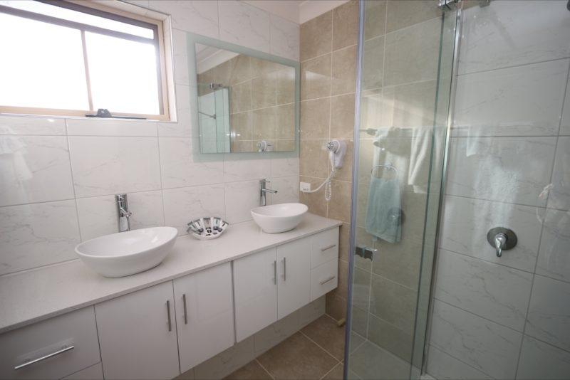 Contemporary stylish bathrooms