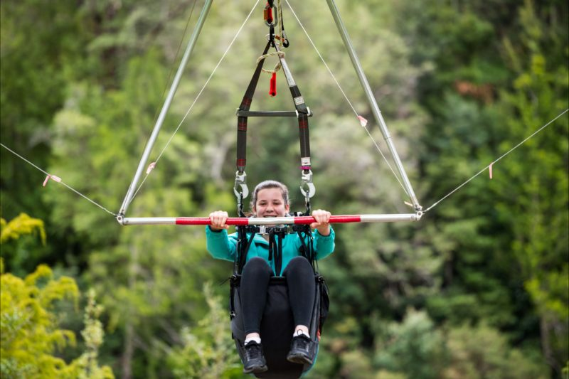 Tahune Adventures Tasmania - Glide high in the Sky