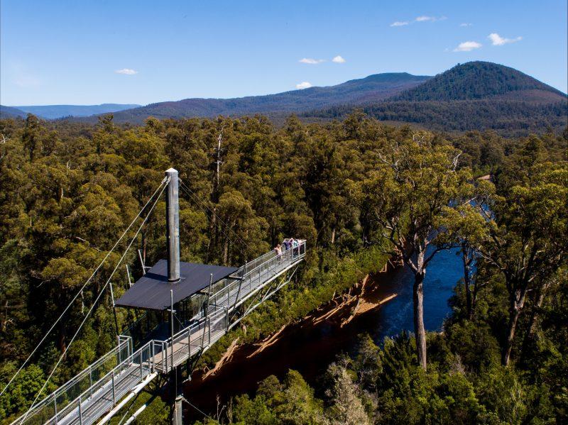 Tahune Airwalk - Tahune Adventures Tasmania