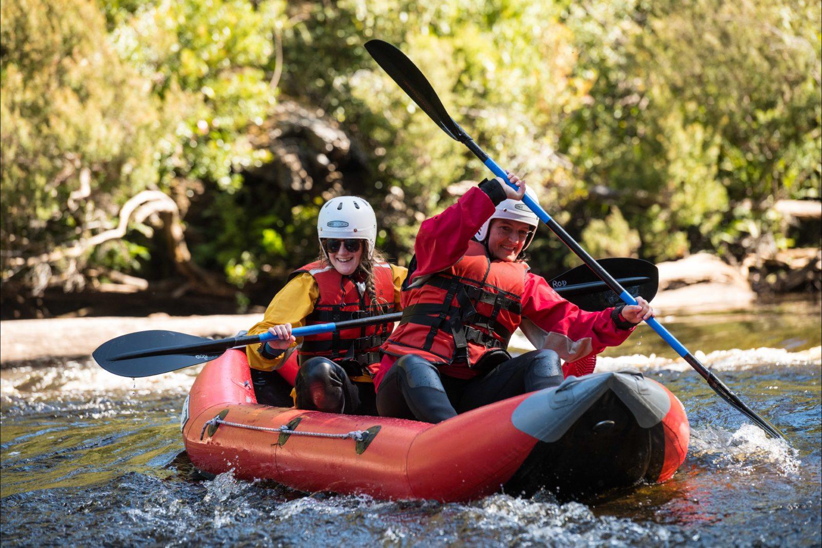 Picton River Tasmania - Twin Rivers Adventure