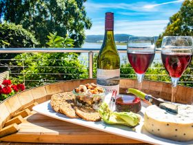 Tamar House: close to wineries