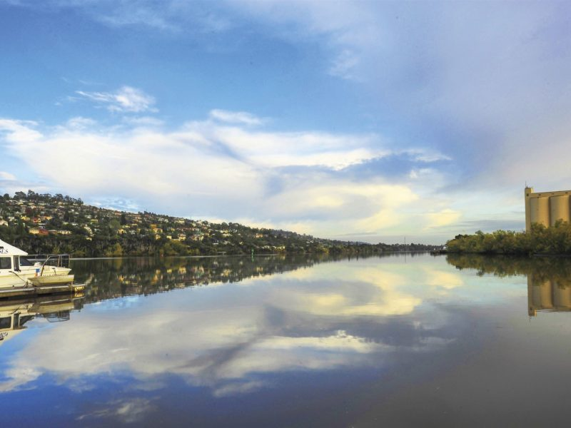 Tamar River, Launceston