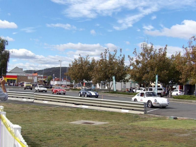 Targa in George Town 2019