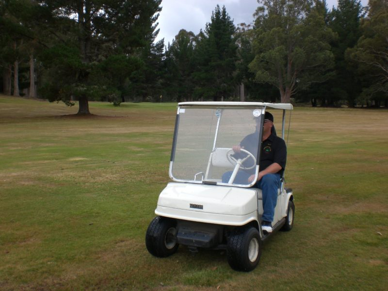 Tarraleah Golf Course is Tasmania's highest golf course. It has 9 holes and golf buggies for hire.
