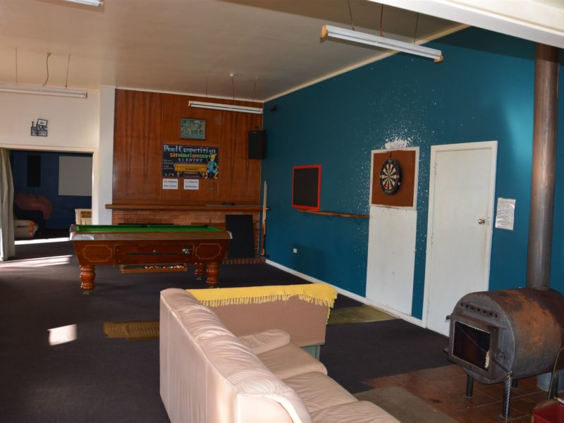 Loungeroom and Games Room