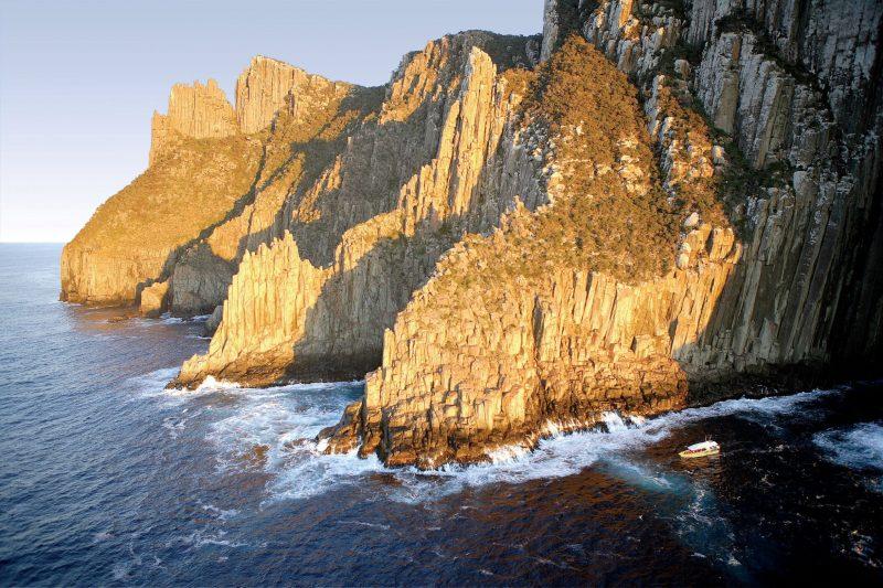 Cape Pillar - Tasman Island Cruises