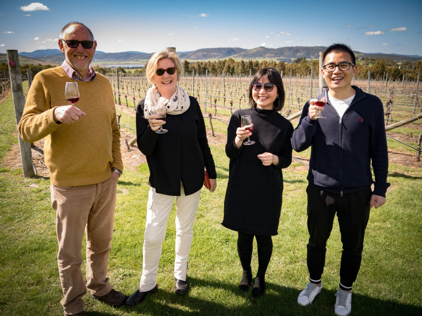 gourmet food tour in Tasmania