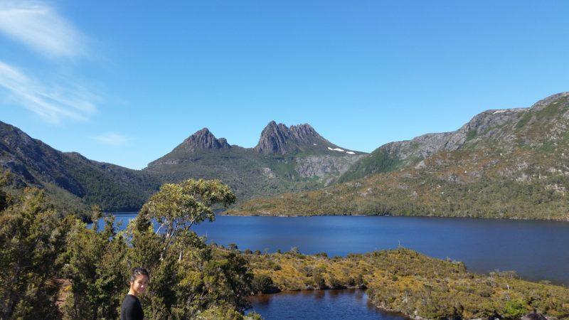 Cradle Mountain, Hearty tasmania tour, west coast wilderness tour, Day tour
