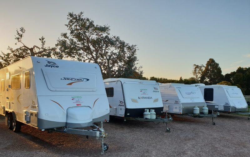 Or range has a caravan to suit your needs