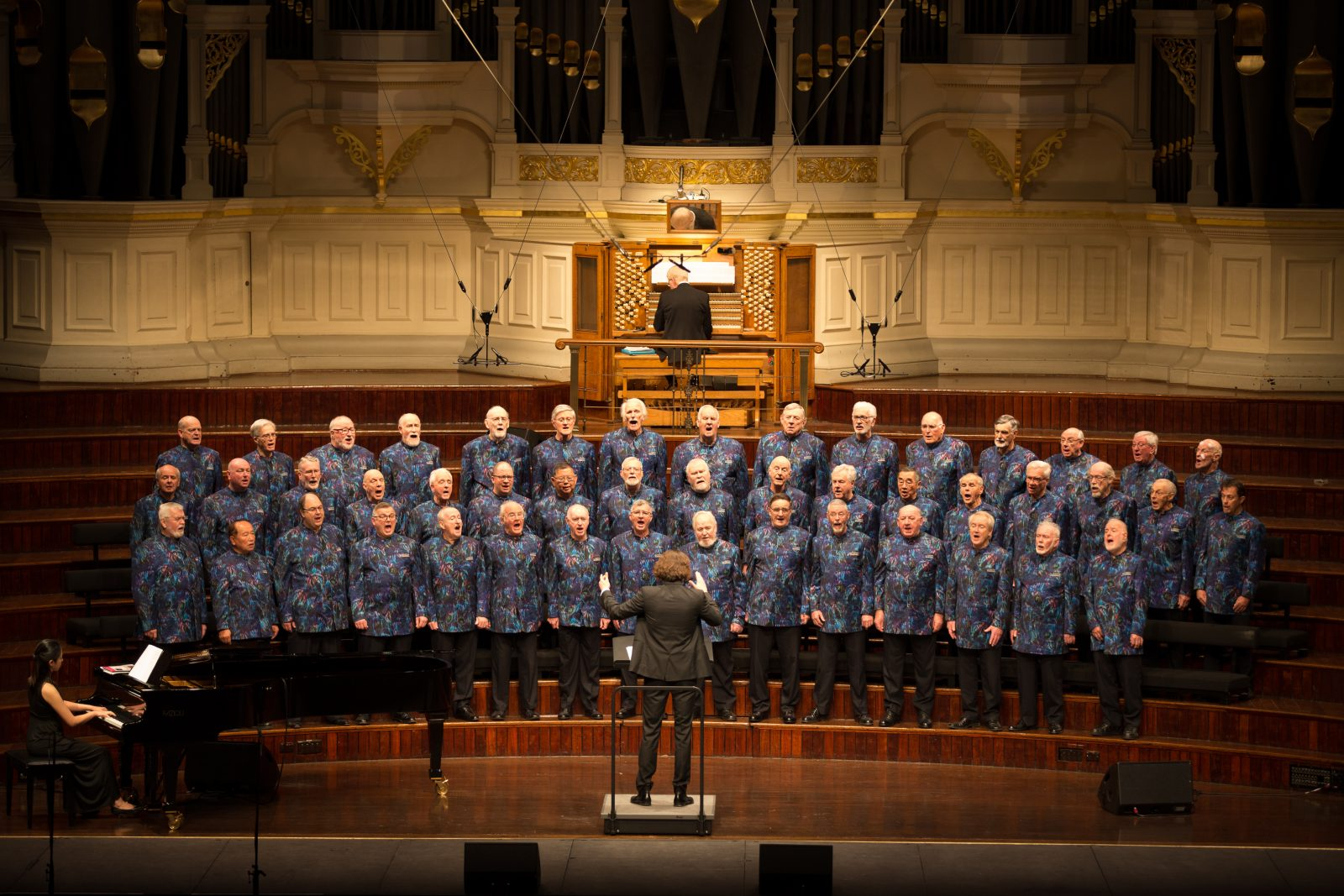 Sydney Male Choir, Music Director and Accompanist