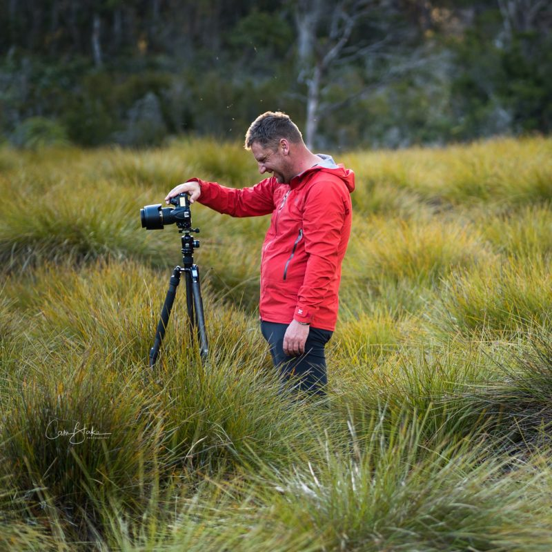 Photography on the overland track