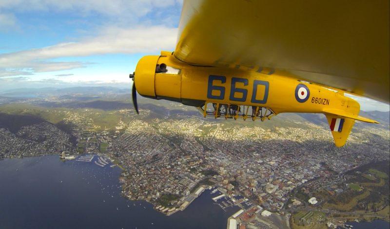 Looping over Hobart