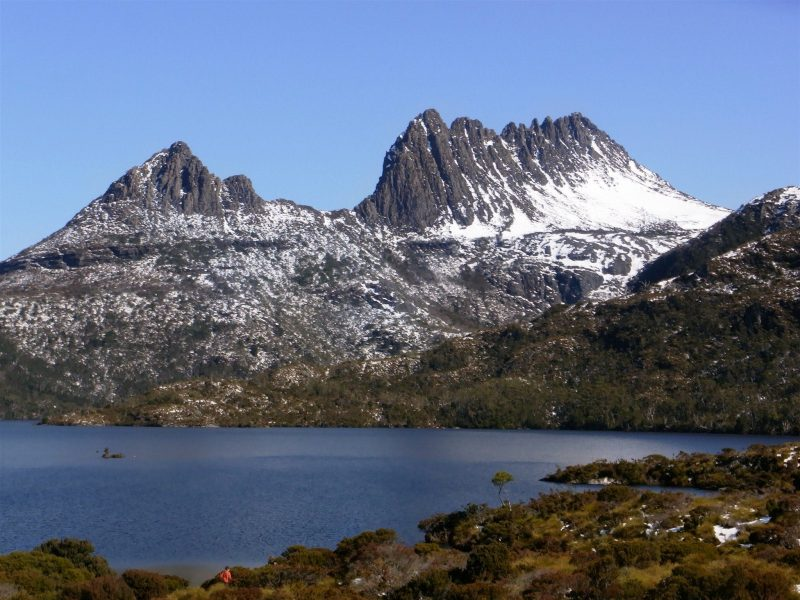 Cradle Mtn, Cradle Mountain NP