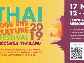 Thai Food and Culture Festival