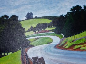 Rolling Hills of Tasmania