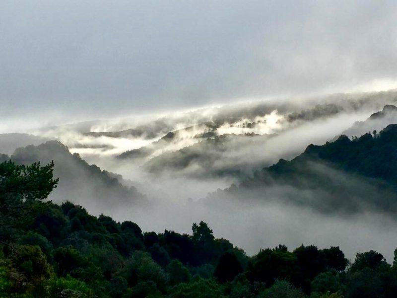 Overlooking Happy Valley