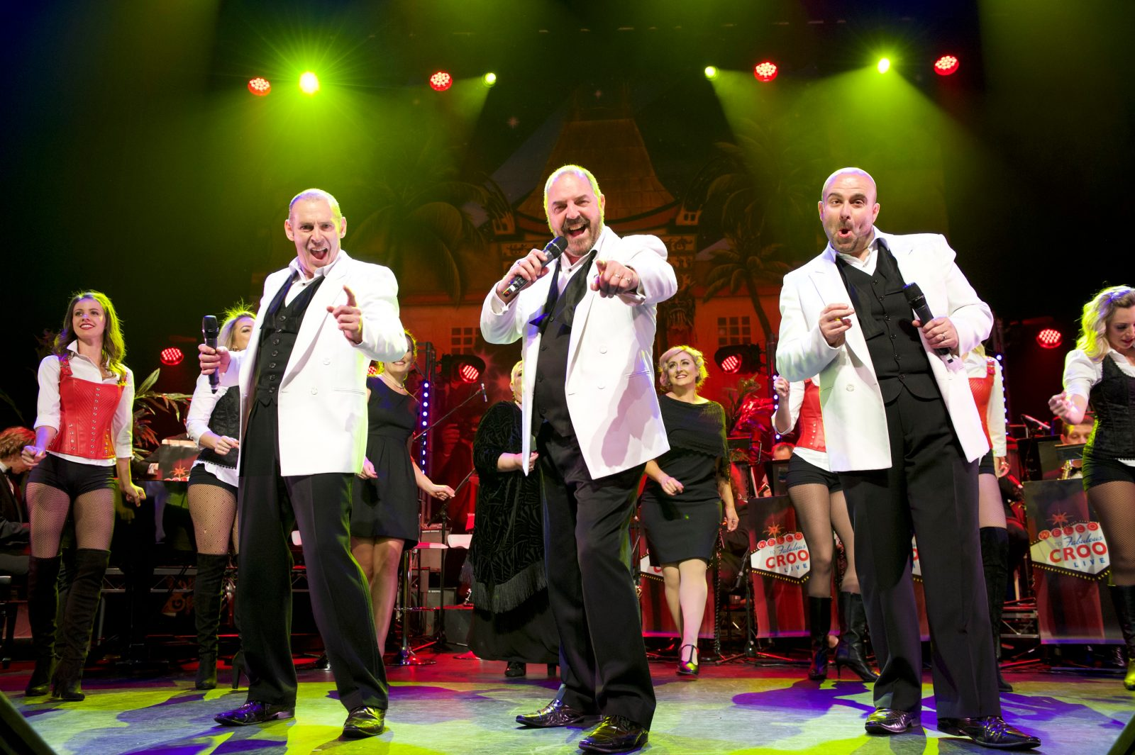 The Very Best of CROON LIVE (image credit Tony McKendrick)