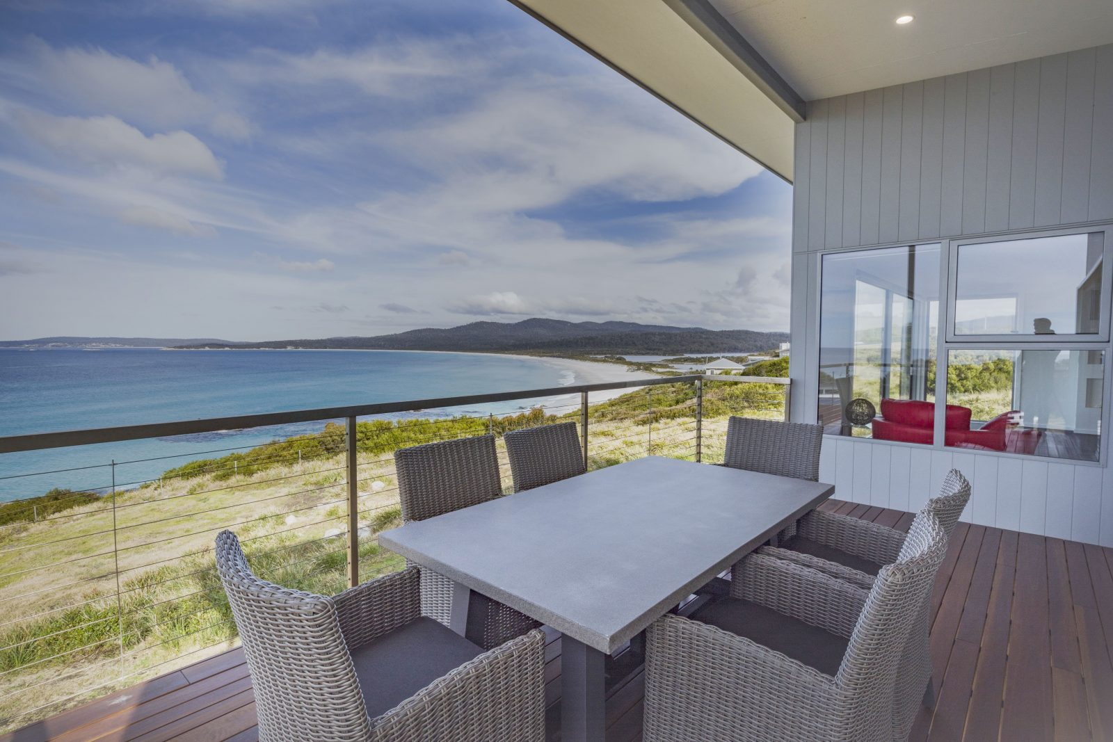 Tranquility Bay of Fires deck