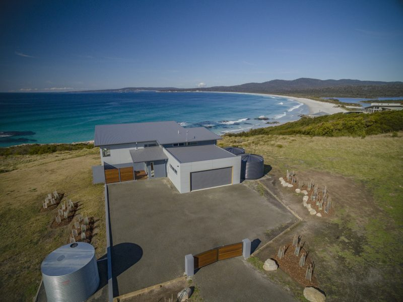 Tranquility Bay of Fires location and views