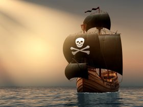 Pirates in the House