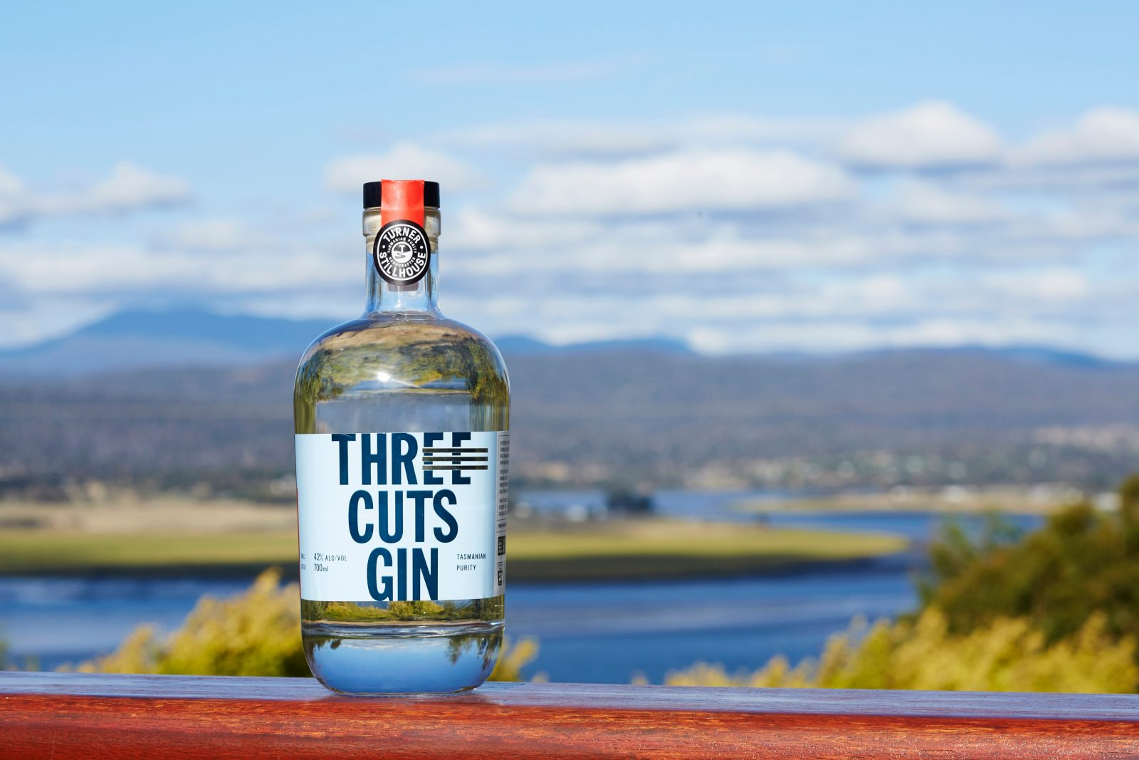 Turner Stillhouse Three Cuts Gin