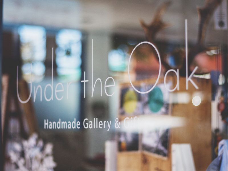 Under The Oak Handmade Gallery and Gifts