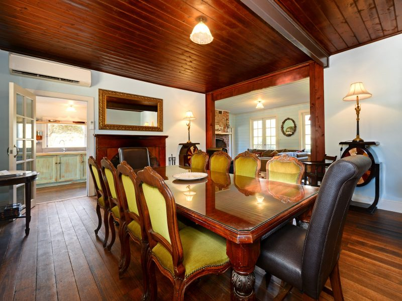 Ventnor Guest House, formal dining