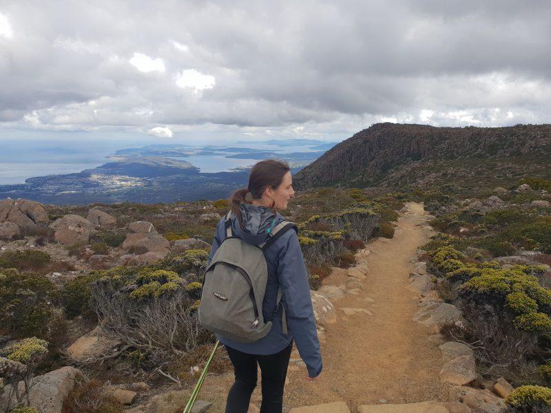 Hobart, Hiking, tour, Tasmania, Mt Wellington, wilderness, nature, premium tour