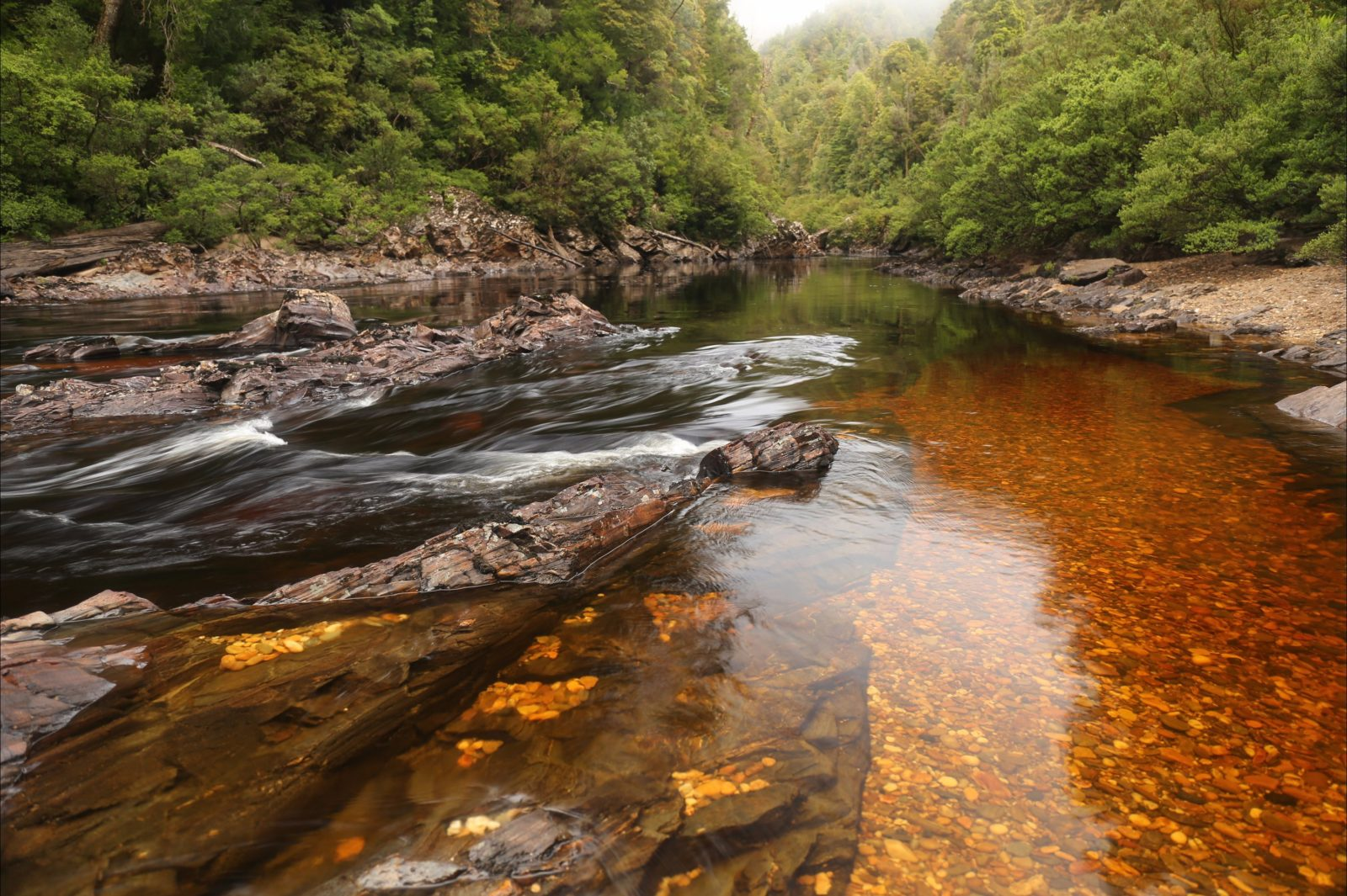 Franklin River, Tasmania