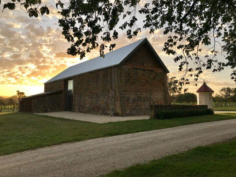 Waterton Hall 1850s restored stone barn for tastings, weddings, events