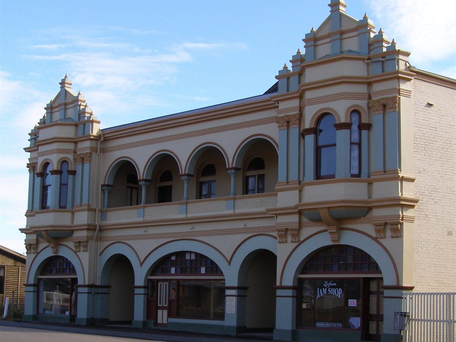 Gaiety Theatre - exterior